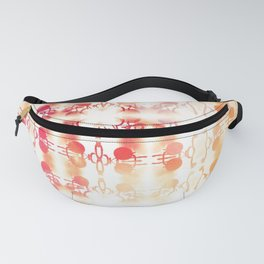 Tie Dye Vintage Abstract Fanny Pack