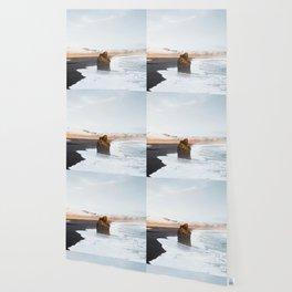 Black Sand Beach, South Iceland Wallpaper