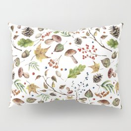 Magic forest Pillow Sham