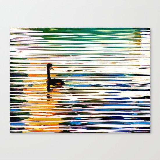 Chillin' Canvas Print