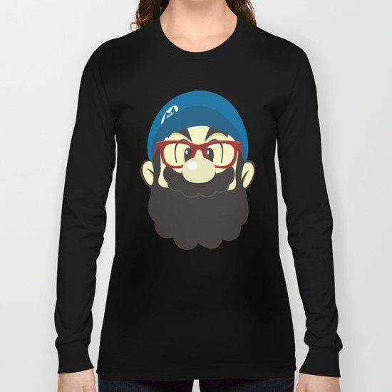 Mario bro Long Sleeve T-shirt