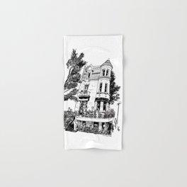 Fantasy of Saint Denis and Roy Hand & Bath Towel