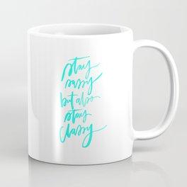 Sassy & Classy Coffee Mug