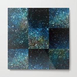 Universal Cube Metal Print