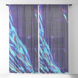 Heretic Sheer Curtain