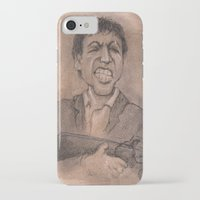 montana iPhone & iPod Cases featuring Montana by chadizms