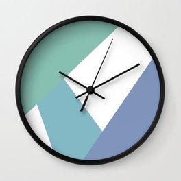 Colorful Spotlight Wall Clock