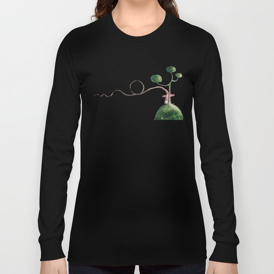 The tale's witch Long Sleeve T-shirt