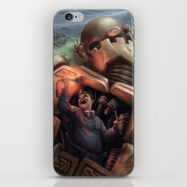 The Junkman iPhone Skin