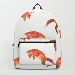 Pouncing Fox Backpack