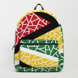 Guyana | Flag Backpack