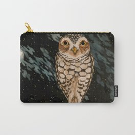 Ewe and Owl Carry-All Pouch