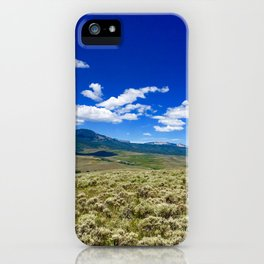 Sage Country iPhone Case