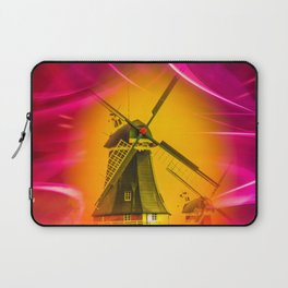 Windmills Laptop Sleeve
