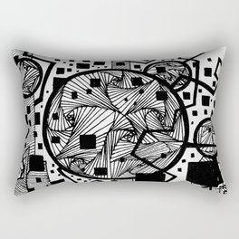 Jungle Mk II Rectangular Pillow