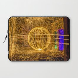 RUINED - Light Painting Laptop Sleeve