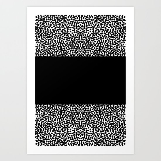 BW 118 Art Print
