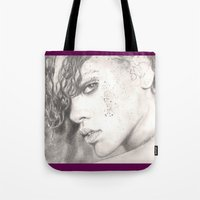 rihanna Tote Bags featuring rihanna... by als3