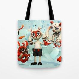 Walter's Imaginarium Tote Bag