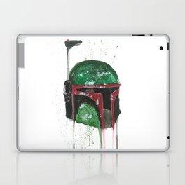 Boba Fett - Empty Mask Laptop & iPad Skin