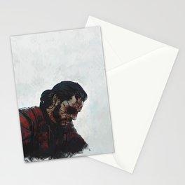 Venom Snake Stationery Cards
