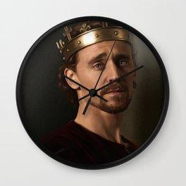 Henry V Wall Clock