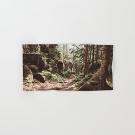 Wild summer - Landscape and Nature Photography Hand & Bath Towel