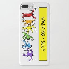 Pop Shop Silly Walks iPhone Case