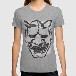 Devil Kabuki Mask T-shirt
