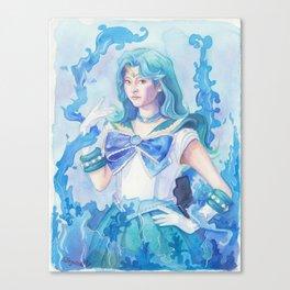 Neptune Canvas Print