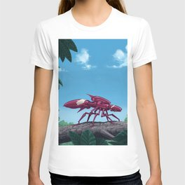 Aggressor Insectron T-shirt