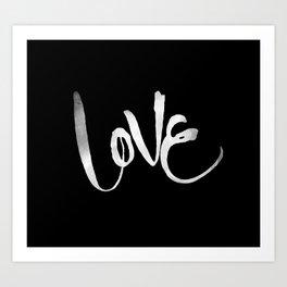 Love #2 Art Print