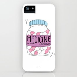 "Harry ""Medicine"" Styles iPhone Case"