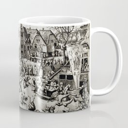 The Fair of Saint George's Day Coffee Mug
