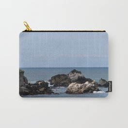 The Whaler's Cove (Point Lobos) Carry-All Pouch