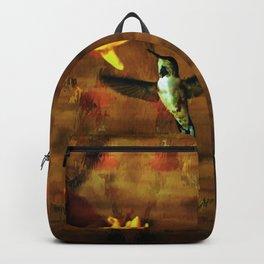 Hovering Hummingbird Backpack