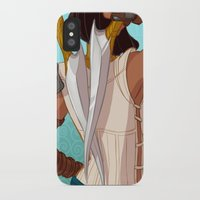 booty iPhone & iPod Cases featuring Booty by MJ Erickson