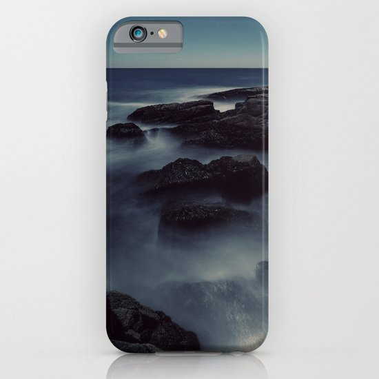 Moon Shadows iPhone & iPod Case