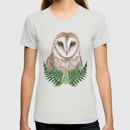 Barn Owl T-shirt