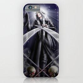 Saint Undertaker iPhone Case