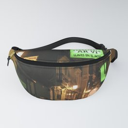 LUCE VERDE - Valencia - Spain Fanny Pack