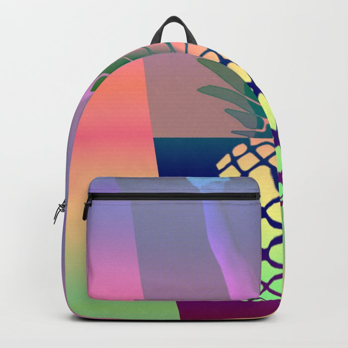 Ananas Woman Backpack