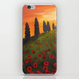 My Dear Tuscany iPhone Skin