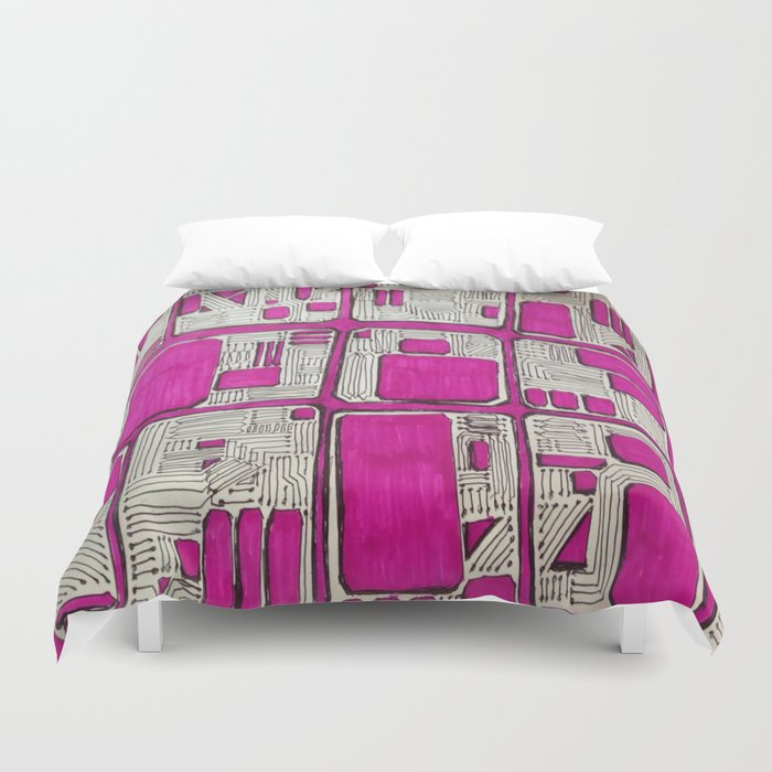 Motherboard Duvet Cover