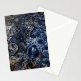 Jupiter Blues Stationery Cards