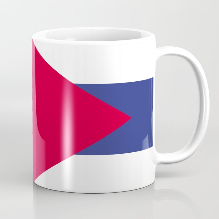 Cuba flag emblem Coffee Mug
