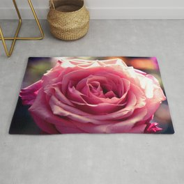 Perfectly Imperfect Rose Rug
