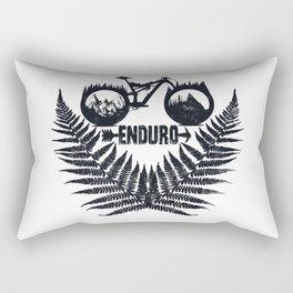 Enduro Rectangular Pillow