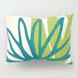Whimsical Greenery Pillow Sham