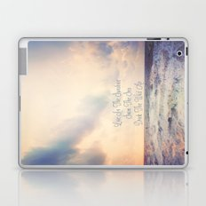Live In The Sunshine Laptop & iPad Skin